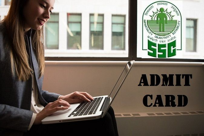 SSC Phase VI Admit Card